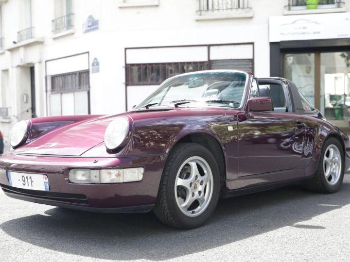 Porsche 964 964 TARGA 4 Amethyste - 2