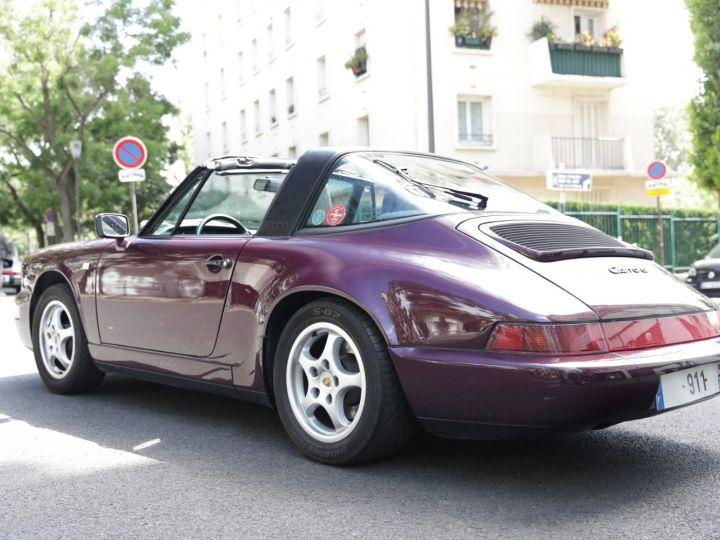 Porsche 964 964 TARGA 4 Amethyste - 4
