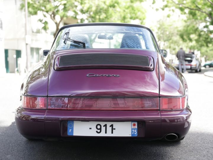 Porsche 964 964 TARGA 4 Amethyste - 5