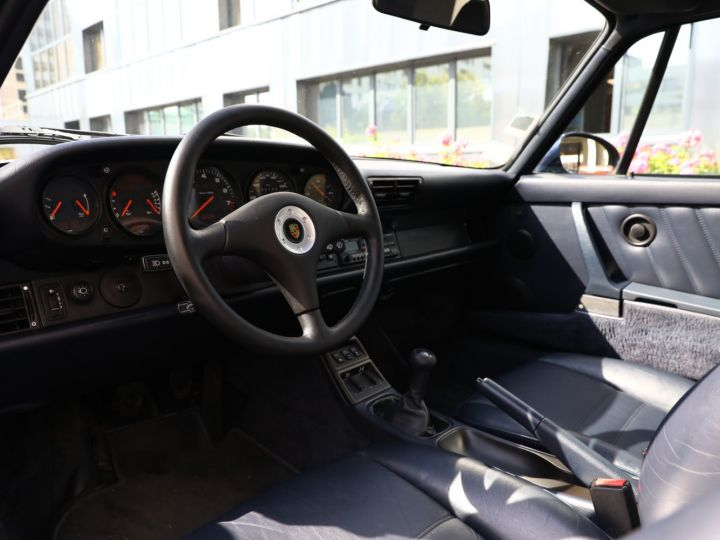 Porsche 964 PORSCHE 964 CARRERA 4 /BVM / TOE / C05 FRANCE / SUPERBE Bleu Nuit - 8