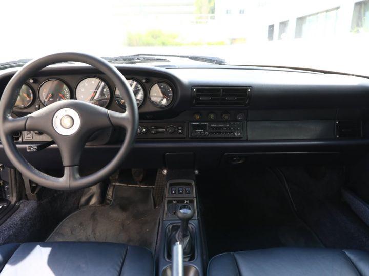 Porsche 964 PORSCHE 964 CARRERA 4 /BVM / TOE / C05 FRANCE / SUPERBE Bleu Nuit - 25
