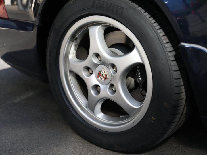 Porsche 964 PORSCHE 964 CARRERA 4 /BVM / TOE / C05 FRANCE / SUPERBE Bleu Nuit - 36