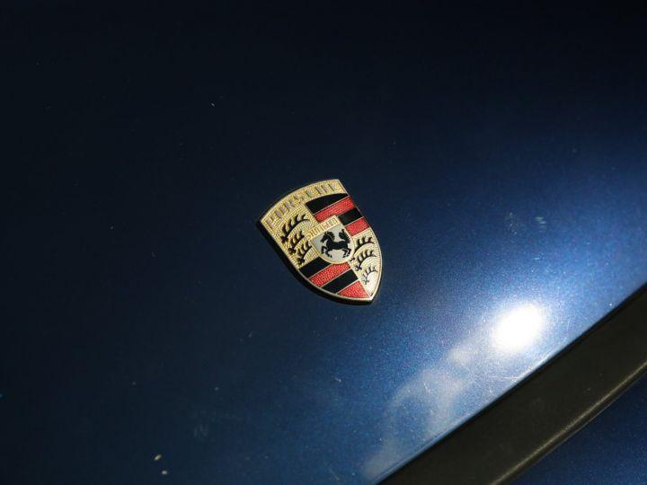 Porsche 964 PORSCHE 964 CARRERA 4 /BVM / TOE / C05 FRANCE / SUPERBE Bleu Nuit - 40