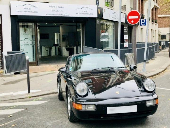 Porsche 964 PORSCHE 964 CARRERA 4 / ETAT CONCOURS Noir - 2