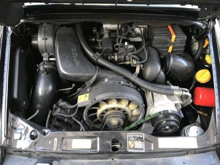 Porsche 964 PORSCHE 964 CARRERA 4 / ETAT CONCOURS Noir - 23