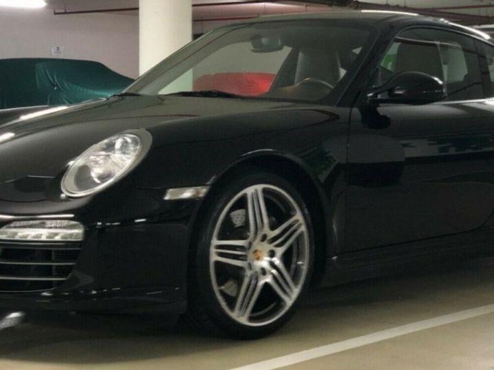 Porsche 977 911 Carrera 4 3.6 345 BM /01/2011 noir métal - 1
