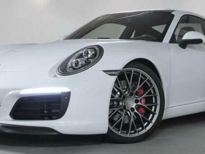 Porsche 991 blanc - 1