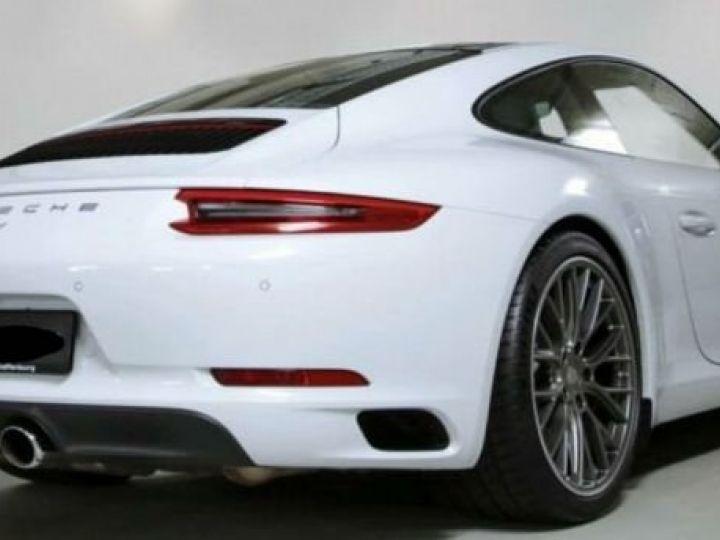 Porsche 991 blanc - 2