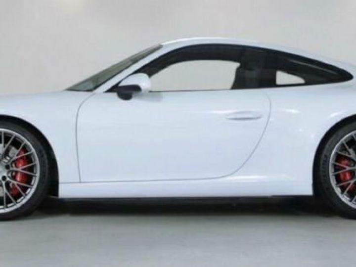 Porsche 991 blanc - 3