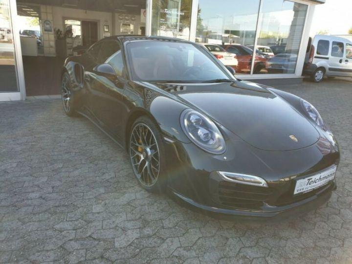 Porsche 991 noire - 1
