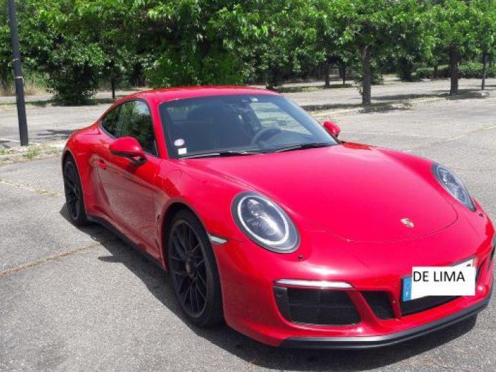 Porsche 991 Rouge - 1