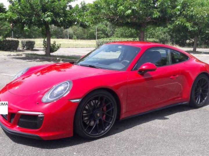 Porsche 991 Rouge - 2