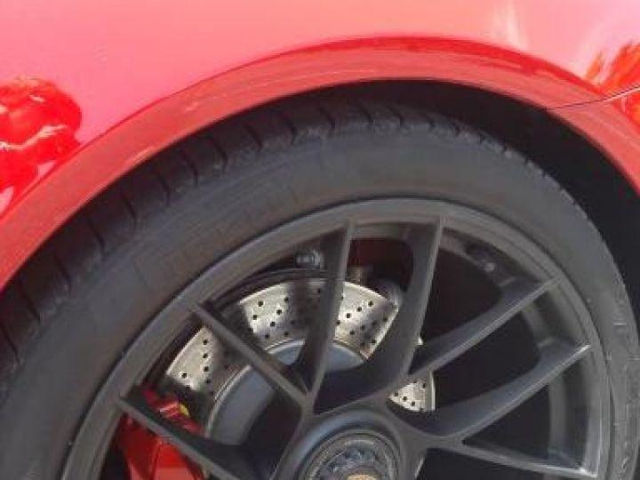Porsche 991 Rouge - 4