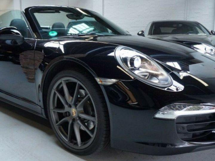 Porsche 991 3.4 350 CARRERA  PDK (09/2014) noir métal - 1