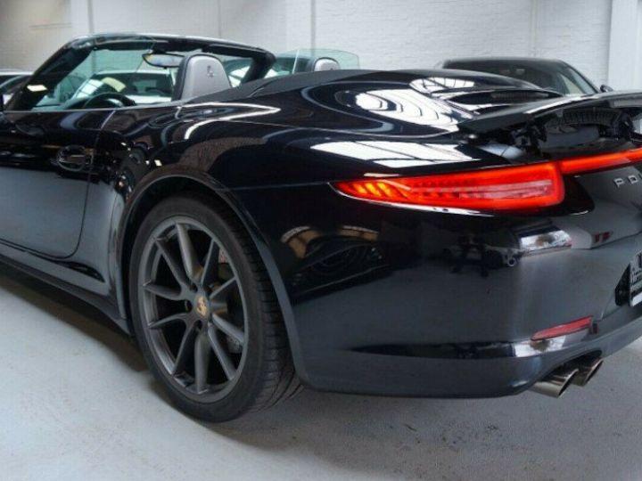 Porsche 991 3.4 350 CARRERA  PDK (09/2014) noir métal - 2
