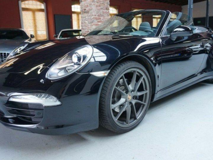 Porsche 991 3.4 350 CARRERA  PDK (09/2014) noir métal - 3