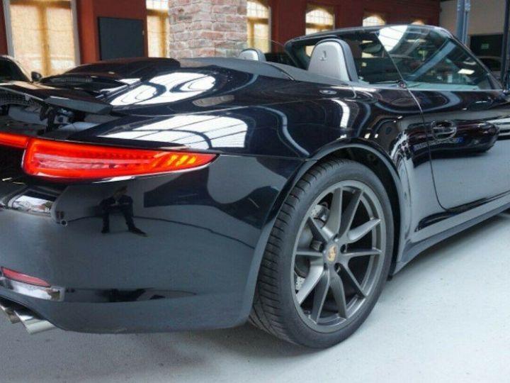 Porsche 991 3.4 350 CARRERA  PDK (09/2014) noir métal - 4