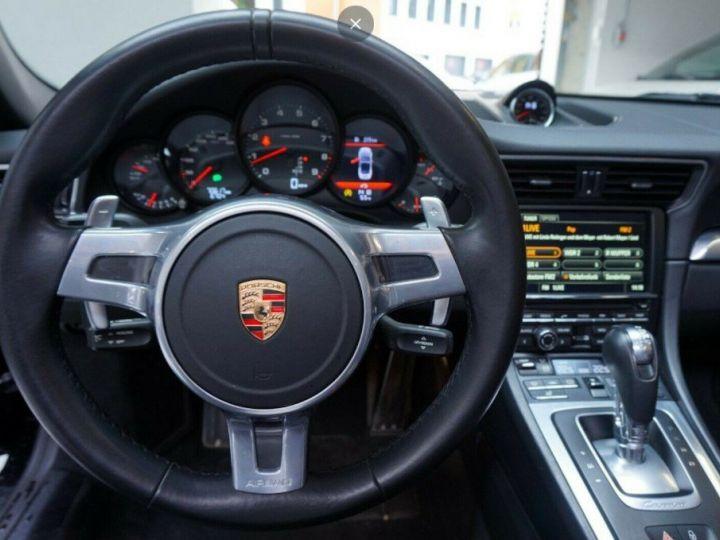 Porsche 991 3.4 350 CARRERA  PDK (09/2014) noir métal - 8