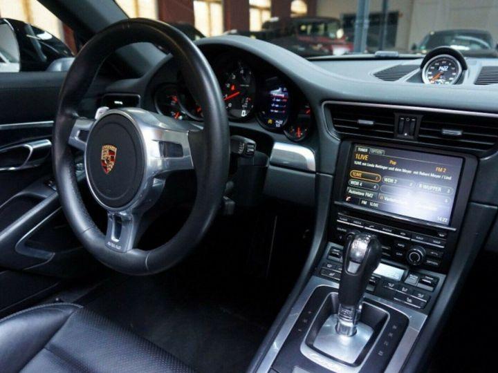 Porsche 991 3.4 350 CARRERA  PDK (09/2014) noir métal - 9