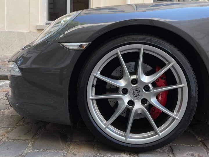 Porsche 991 3.8 400 CARRERA S PDK Gris Quartz - 7
