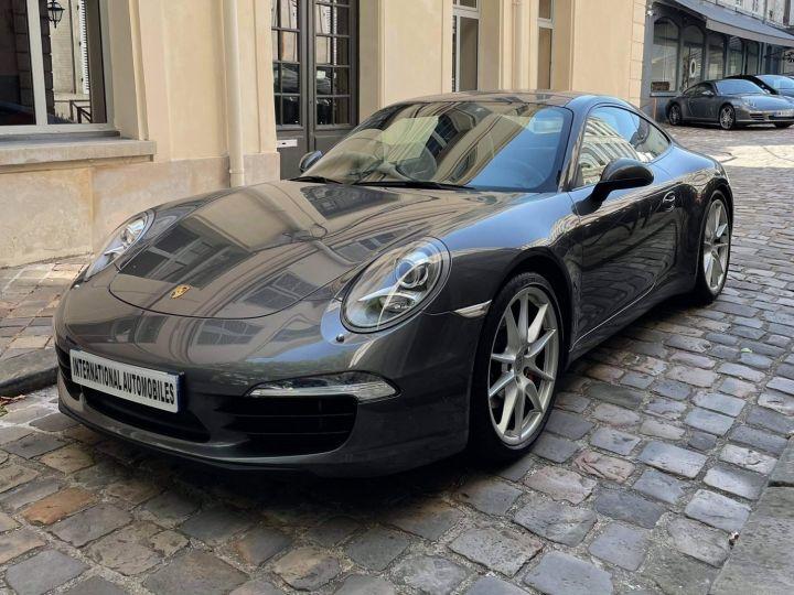 Porsche 991 3.8 400 CARRERA S PDK Gris Quartz - 1
