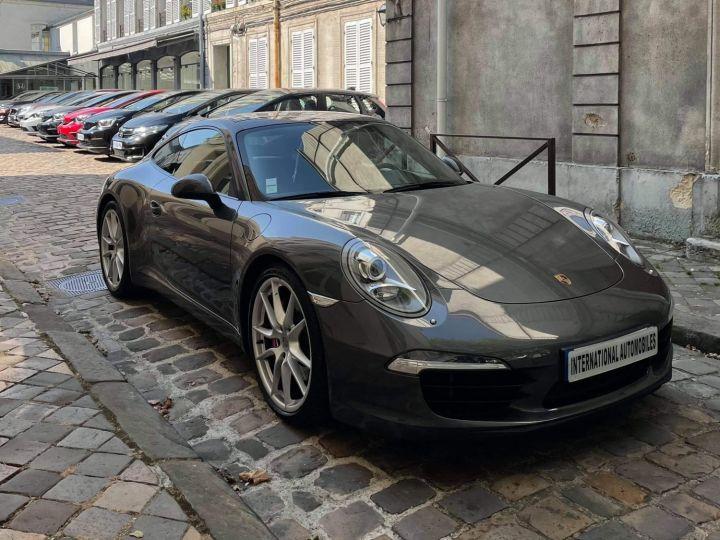 Porsche 991 3.8 400 CARRERA S PDK Gris Quartz - 3