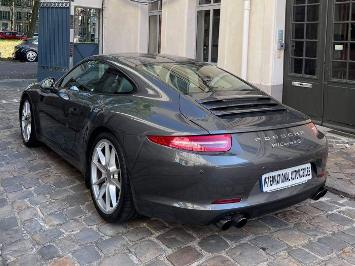 Porsche 991 3.8 400 CARRERA S PDK Gris Quartz - 6