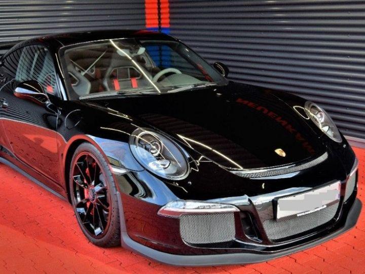 Porsche 991 3.8 GT3  476 (10/2014) noir métal - 1