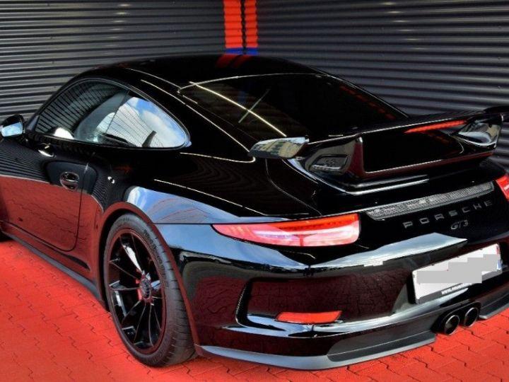 Porsche 991 3.8 GT3  476 (10/2014) noir métal - 5