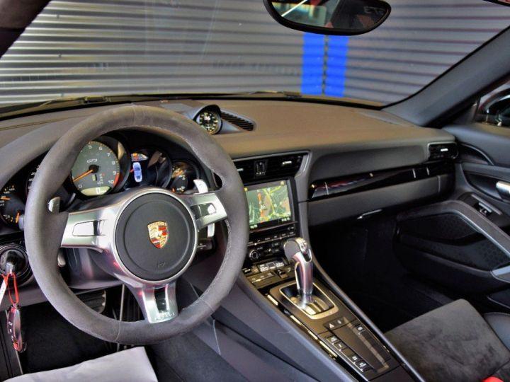 Porsche 991 3.8 GT3  476 (10/2014) noir métal - 9