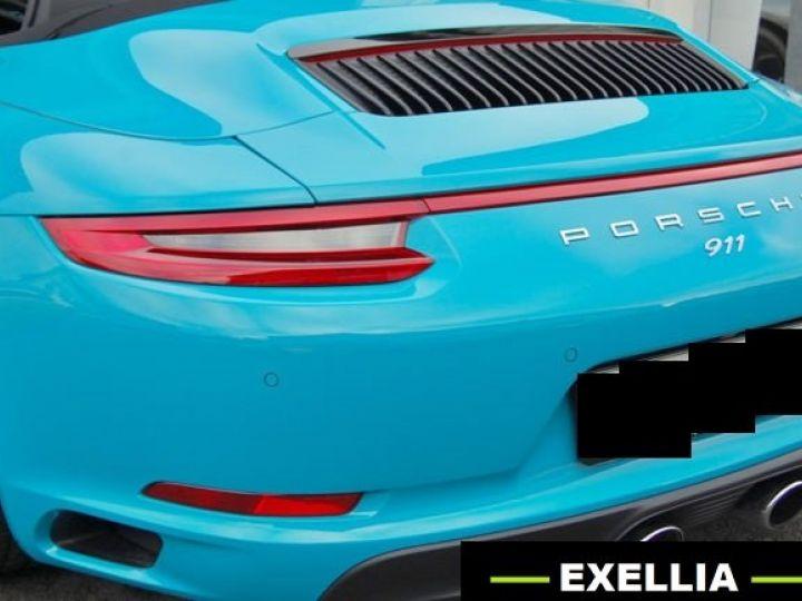 Porsche 991 4S CABRIOLET PDK BLEU  Occasion - 14