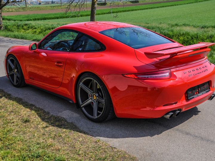 Porsche 991 4S X51 / GTS / 3.8l Flat 6 / Aerokit Rouge - 2