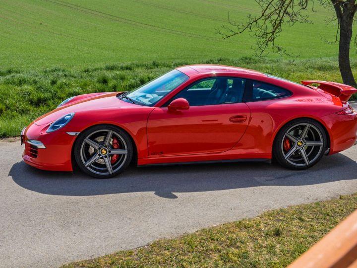 Porsche 991 4S X51 / GTS / 3.8l Flat 6 / Aerokit Rouge - 3