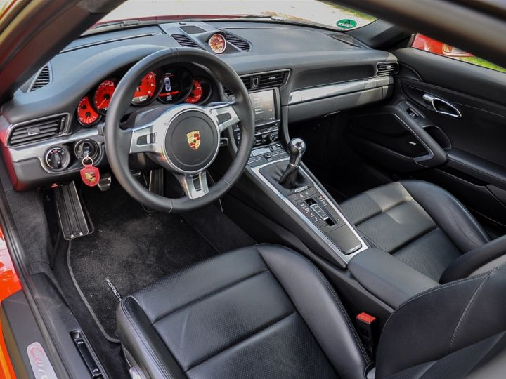 Porsche 991 4S X51 / GTS / 3.8l Flat 6 / Aerokit Rouge - 4
