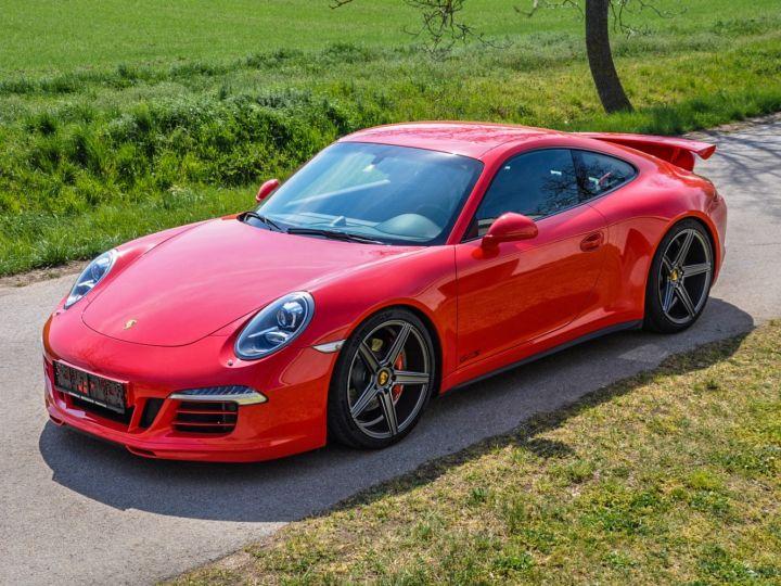 Porsche 991 4S X51 / GTS / 3.8l Flat 6 / Aerokit Rouge - 1