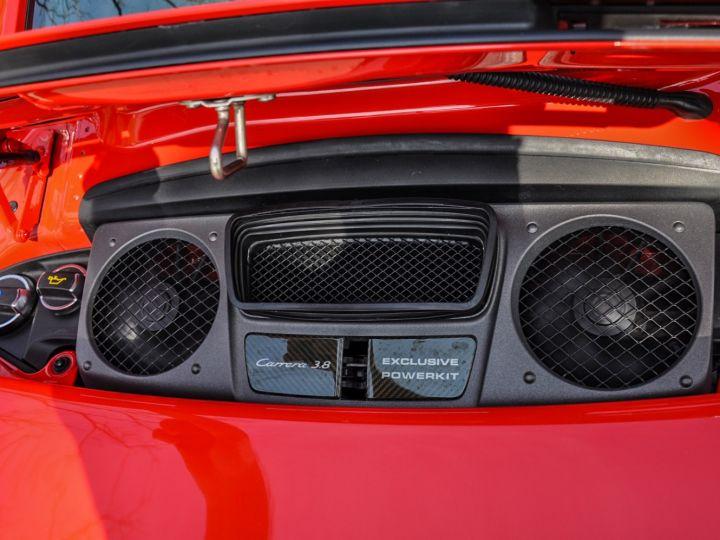 Porsche 991 4S X51 / GTS / 3.8l Flat 6 / Aerokit Rouge - 8
