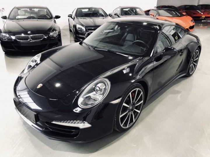 Porsche 991 991 C4S PDK  NOIR - 1