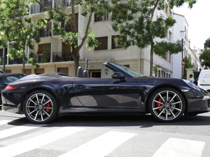 Porsche 991 991 CABRIOLET PDK 350 Noir - 2