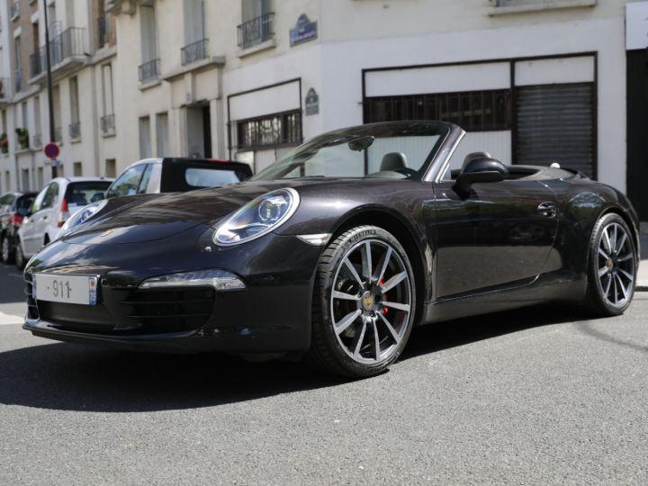 Porsche 991 991 CABRIOLET PDK 350 Noir - 3