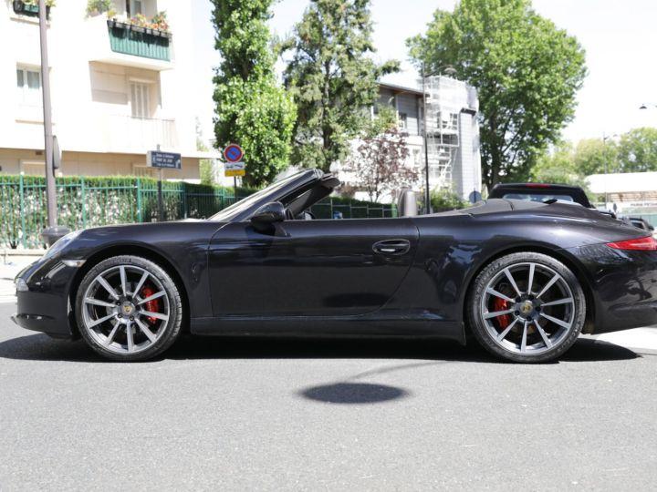 Porsche 991 991 CABRIOLET PDK 350 Noir - 4