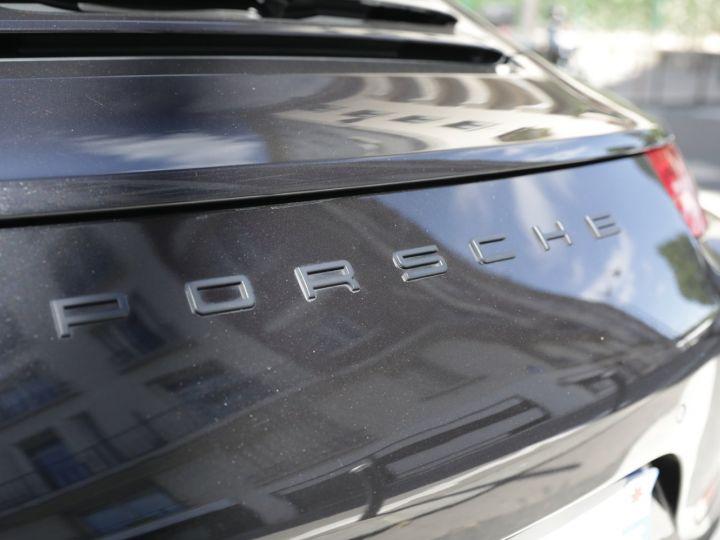 Porsche 991 991 CABRIOLET PDK 350 Noir - 9