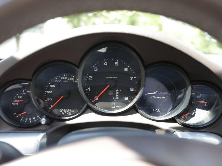Porsche 991 991 CABRIOLET PDK 350 Noir - 31