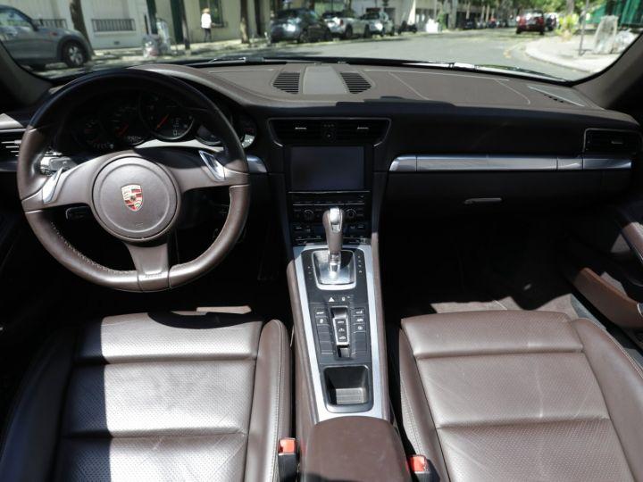 Porsche 991 991 CABRIOLET PDK 350 Noir - 32