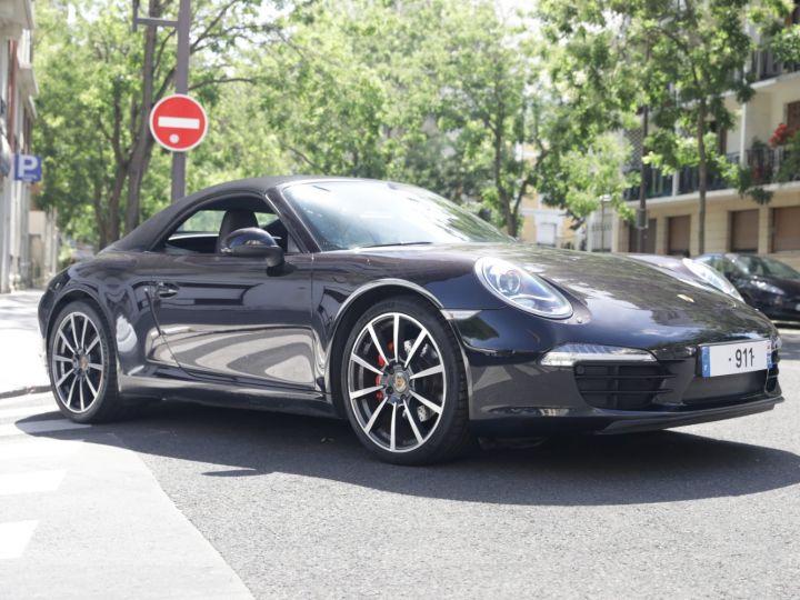 Porsche 991 991 CABRIOLET PDK 350 Noir - 12