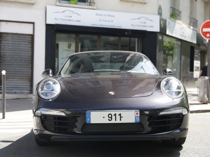 Porsche 991 991 CABRIOLET PDK 350 Noir - 14