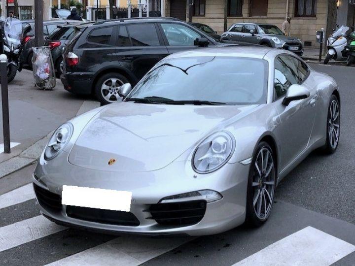 Porsche 991 991 CARRERA 3.4 350CV Gris - 1