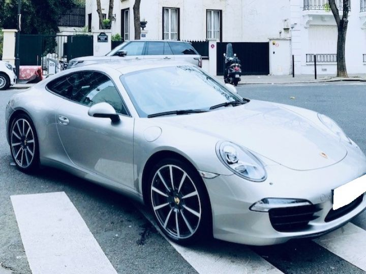 Porsche 991 991 CARRERA 3.4 350CV Gris - 2