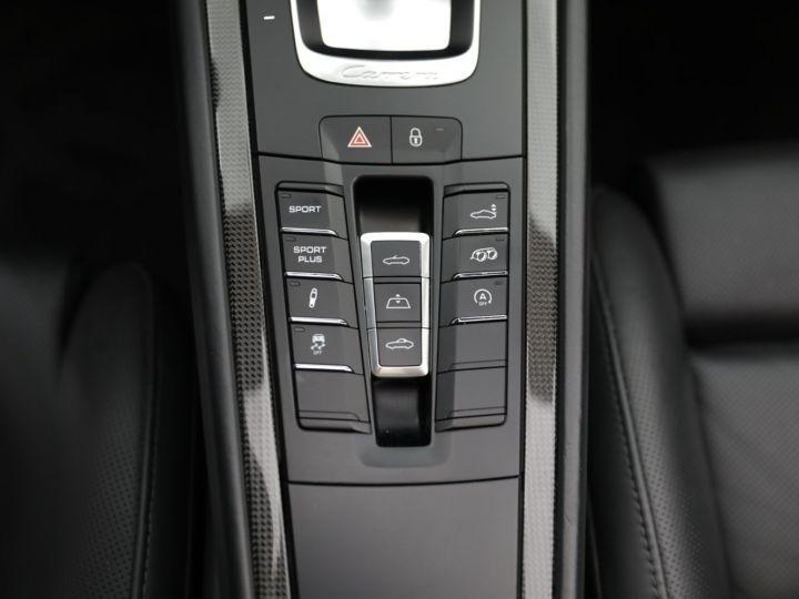 Porsche 991 991 CARRERA 4S CABRIOLET PDK AAPROVED 06/2021 Noir - 17