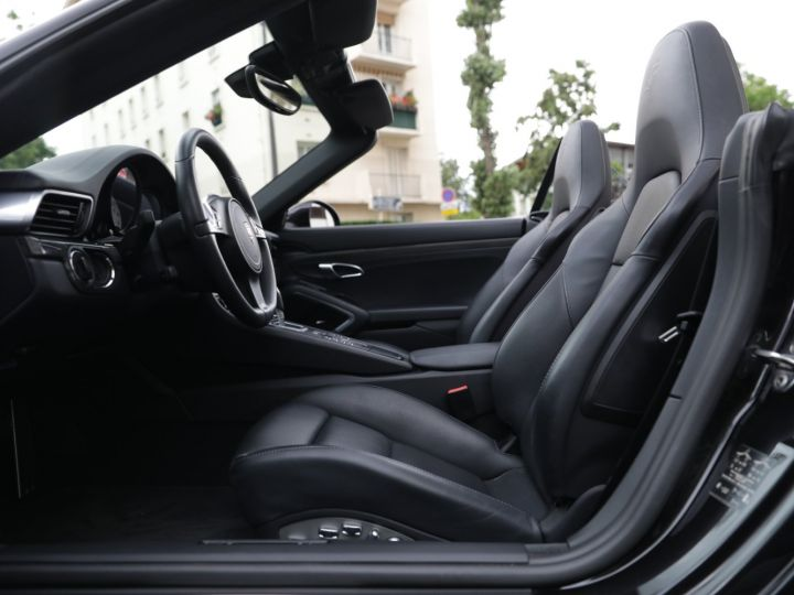 Porsche 991 991 CARRERA 4S CABRIOLET PDK AAPROVED 06/2021 Noir - 20