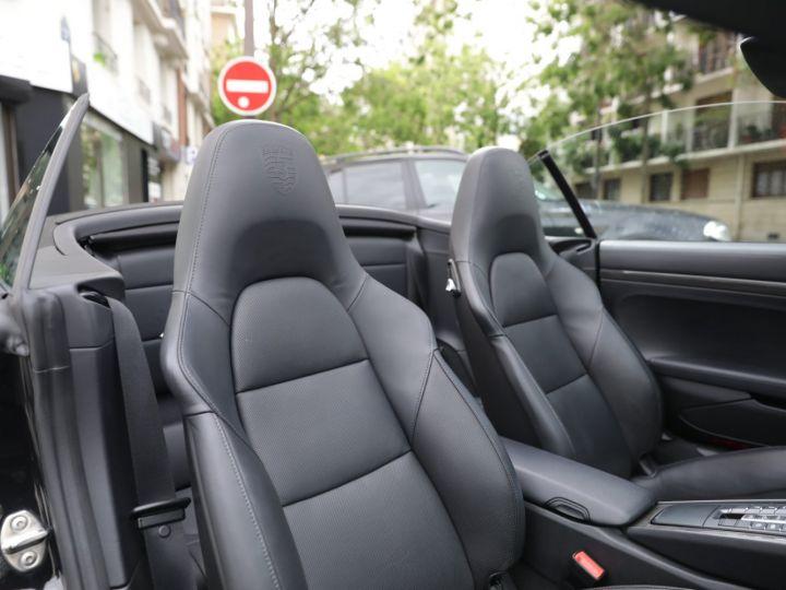 Porsche 991 991 CARRERA 4S CABRIOLET PDK AAPROVED 06/2021 Noir - 28